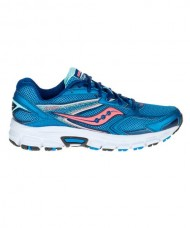 SAUCONY GRID COHESION 9 WOMEN AZUL CORAL S15262-2