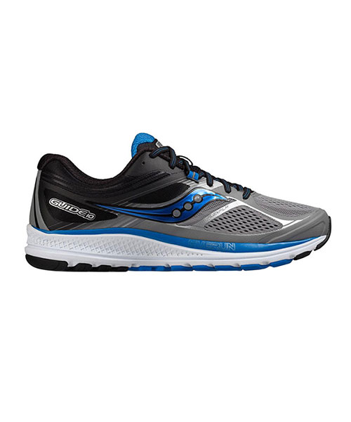 SAUCONY GUIDE 10 GREY BLACK S203501