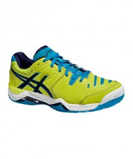ASICS GEL PADEL COMPETITION 2 SG LIMA AZUL E510Y 0550
