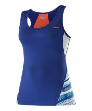 HEAD TOP ALI TANK BLUE