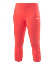 HEAD SWEATPANTS BEA 3/4 CORAL