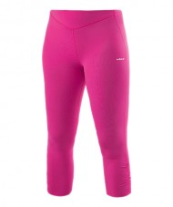 HEAD SWEATPANTS BEA 3/4 FUCHSIA