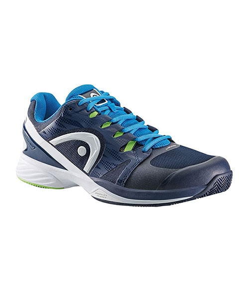 HEAD NITRO PRO CLAY NAVY BLUE TRAINERS