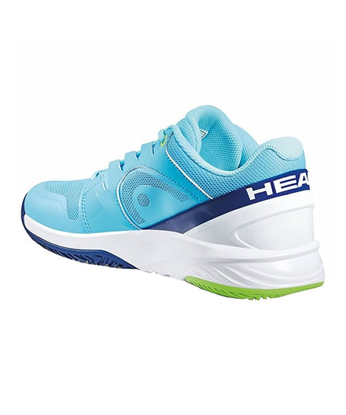 ZAPATILLAS HEAD NITRO TEAM WOMAN AZUL Y BLANCO