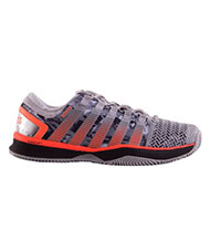 PADEL SHOES KSWISS HYPERCOURT 2.0 HB GREY ORANGE