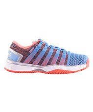 PADEL SHOES KSWISS HYPERCOURT 2.0 HB WOMEN BLUE CORAL