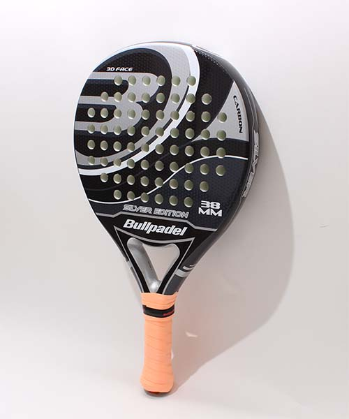 BULLPADEL SILVER EDITION T00103