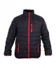 JACKET SIUX LEMAN BLACK