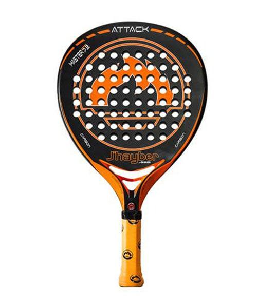 Destino Con Deshacer  Jhayber Attack | A power padel racket | Design