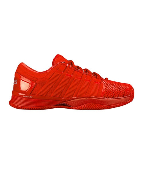 PADEL SHOES K-SWISS HYPERCOURT 2.0 HB RED