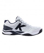 KELME K-GIRO WHITE AND NAVY BLUE