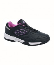 LOTTO COURT LOGO XI WOMAN NAVY