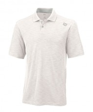 POLO WILSON TEXTURED BLANCO