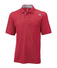 POLO WILSON TEXTURED ROJO