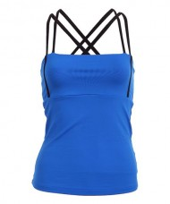 CAMISETA MI ACTIVEWEAR SIZA TOP LARGE AZUL
