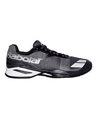 BABOLAT JET CLAY MEN BLACK WHITE