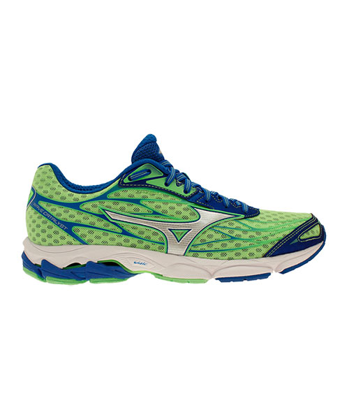 MIZUNO WAVE CATALYST VERDE BLU