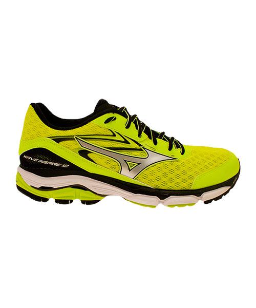 mizuno yellow shoes