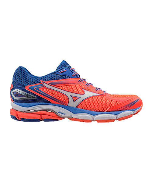MIZUNO WAVE ULTIMA 8 WOMEN BLUE ORANGE J1GD160902