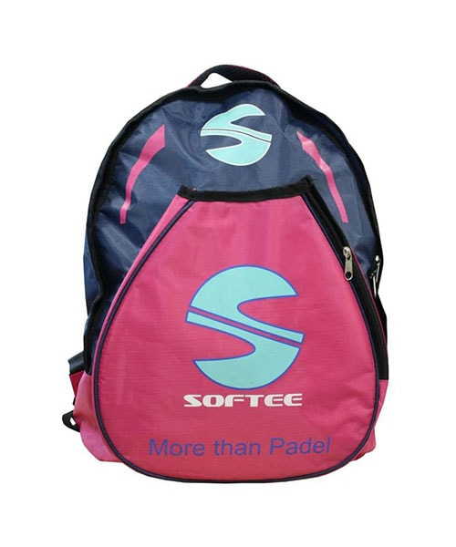 SOFTEE PADEL REX NAVY BLUE PINK BACKPACK