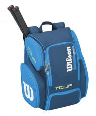 MOCHILA WILSON TOUR V BACKPACK LARGE BL AZUL