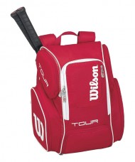 MOCHILA WILSON TOUR V BACKPACK LARGE RD ROJA