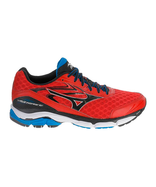 new style 4ef8d 790d5 MIZUNO WAVE INSPIRE 12 RED J1GC164413