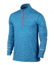 SUDADERA NIKE ELEMENT AZUL 683485 437