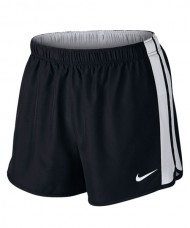 NIKE ANCHOR BLACK WHITE SHORTS 642086 012