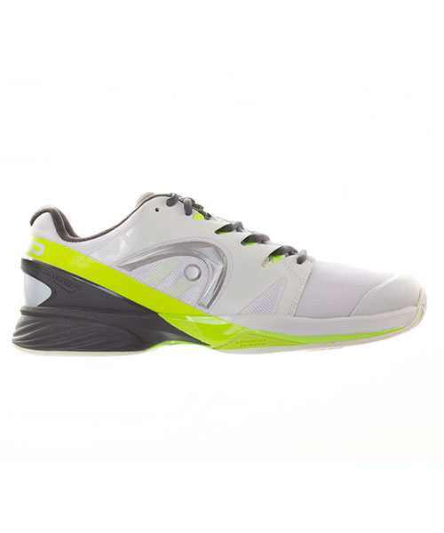 PADEL SHOES HEAD NITRO PRO WHITE GREEN