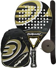 PACK BULLPADEL GOLD EDITION