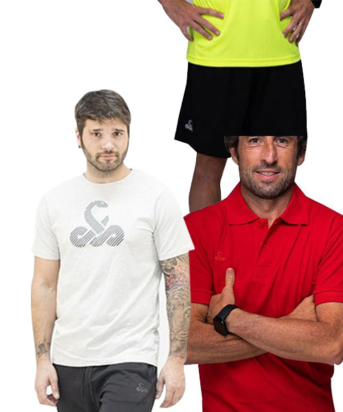 PACK CAMISETA, POLO Y PANTALON VIBOR-A
