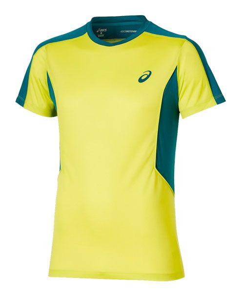 c9e8559a Camiseta Asics Padel Ss Top Lima - Diseño inmejorable