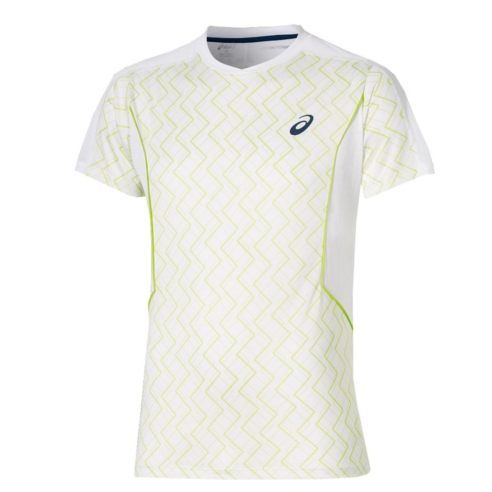 c546e7d6 Camiseta Asics Padel Ss Top Blanca Lima - Precio inmejorable
