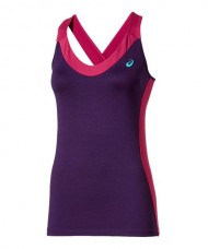 T-SHIRT ASICS PADEL TANK TOP CHERRY