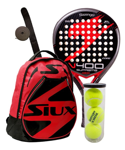 PACK SLAZENGER V400 JUNIOR SIUX BACKPACK