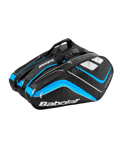 6c0ed3d1a Paletero Babolat Rh Team Padel Azul - Calidad Babolat   Precio