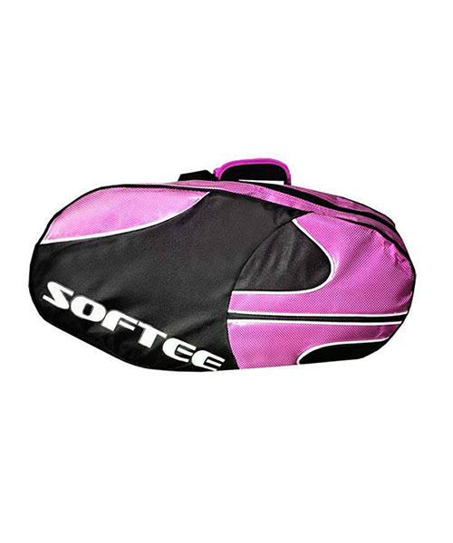 SOFTEE PREMIUM PURPLE PADEL BAG