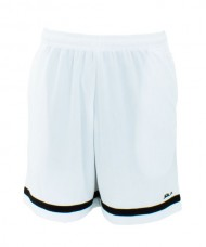 SHORT SWEATPANTS SIUX CALIXTO WHITE BLACK