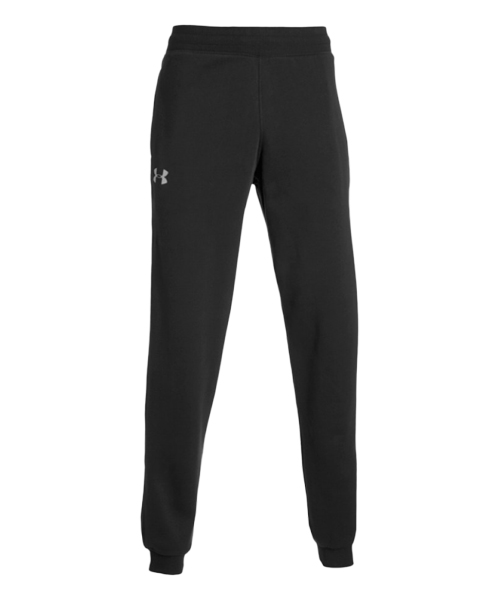 UNDER ARMOUR PANTALONES GRISES OSCUROS STORM RIVAL GRAPHIC 1265994 001