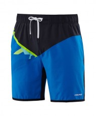 HEAD VISION M CROSS BLUE SHORTS