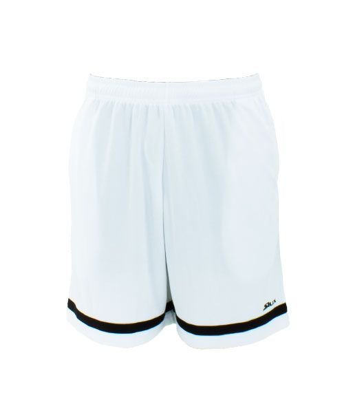 Siux Pantalon Corto CALIXTO NI/ÑO Blanco Negro