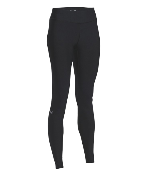 UNDER ARMOUR PANTALON LARGO NEGRO UA HEATGEAR LEGGING 1263904 001