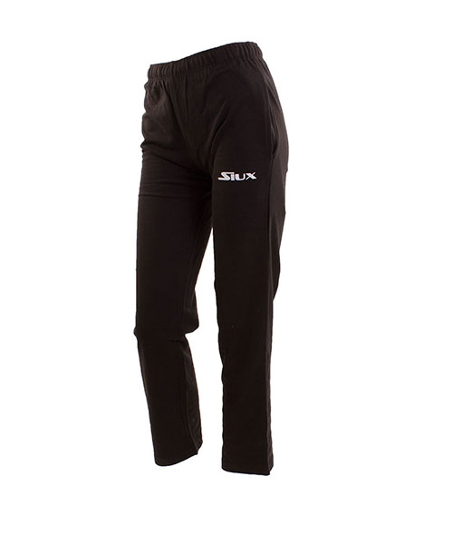 O SIUX BANDIT BLACK TROUSERS