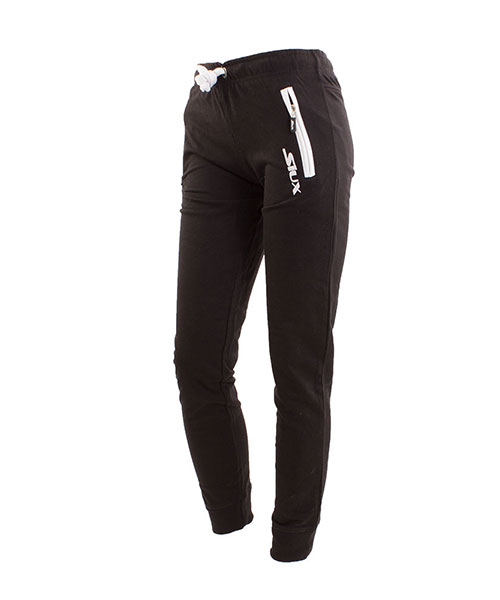 SWEATPANTS SIUX DIABLO WOMAN BLACK