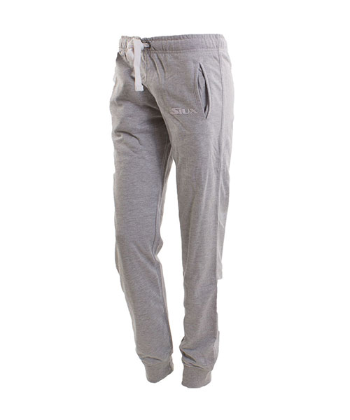 SWEATPANTS SIUX FURTIVE WOMAN GREY