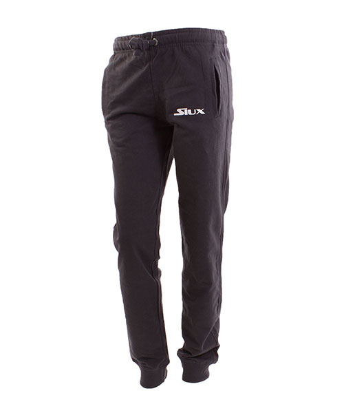 SWEATPANTS SIUX FURTIVE WOMAN NAVY