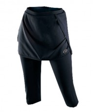 SKIRT BULLPADEL PIRIS 15 BLACK