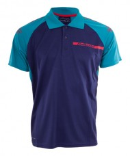POLO SHIRT BULLPADEL BOXER NIGHT BLUE