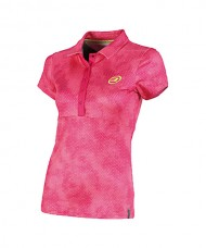 POLO SHIRT BULLPADEL BALLORIA FUCHSIA